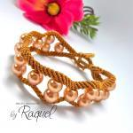 Curvy And Wavy Bracelet Tut..